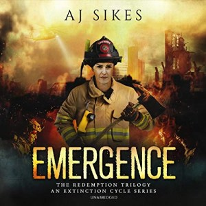 Emergence (The Redemption Series #1) by AJ Sikes (Narrated by Bronson Pinchot)