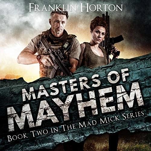 Masters of Mayhem by Franklin Horton