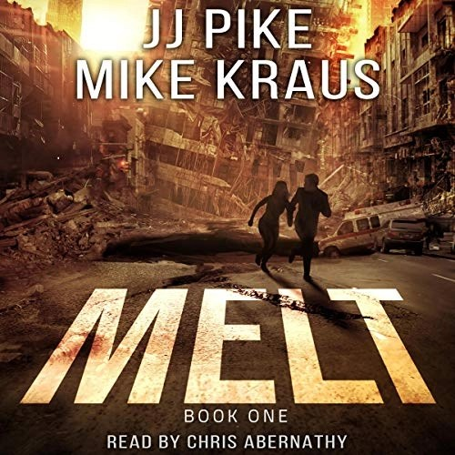 Melt by J. J. Pike, Mike Kraus