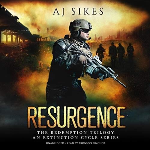 Resurgence by AJ Sikes