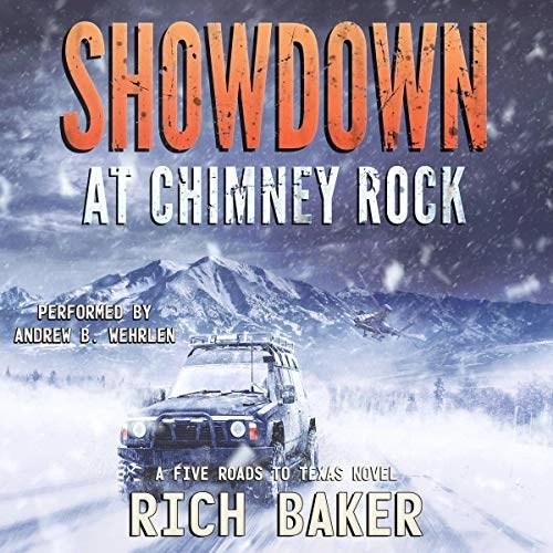 Showdown at Chimney Rock: Sarah's Run by Rich Baker, Phalanx Press