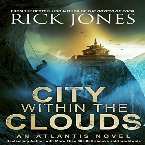 City Within the Clouds by Rick Jones