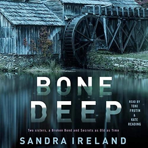 Bone Deep Narrated by Toni Frutin, Kate Reading