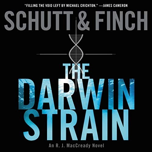 The Darwin Strain by Bill Schutt, J. R. Finch