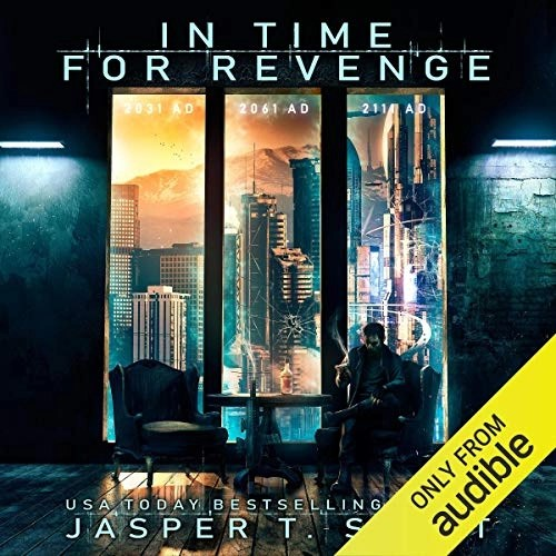 In Time for Revenge by Jasper T. Scott