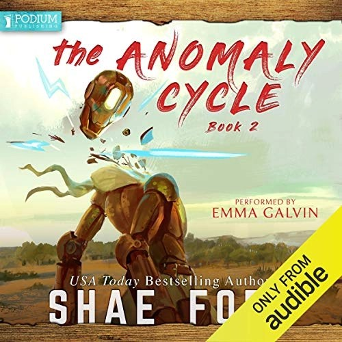 The Anomaly Cycle by Shae Ford