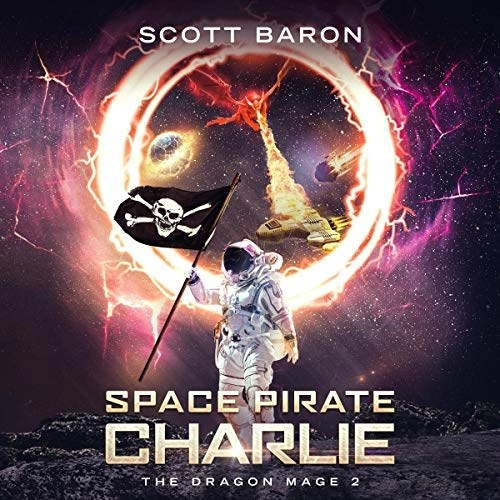 Space Pirate Charlie by Scott Baron