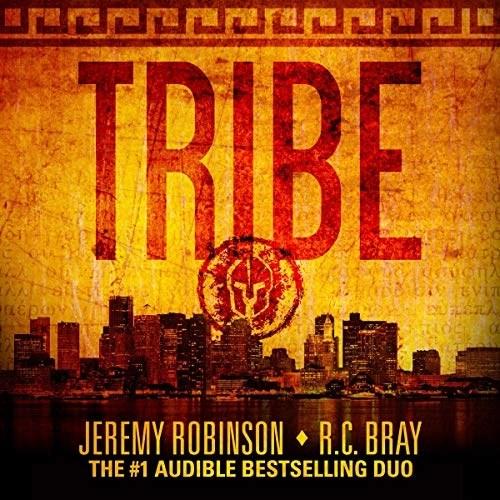 Tribe by Jeremy Robinson