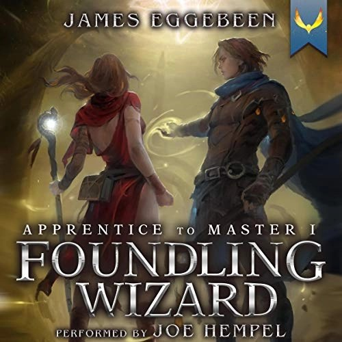 Foundling Wizard by James Eggebeen