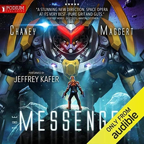 The Messenger: The Messenger, Book 1 by J.N. Chaney, Terry Maggert
