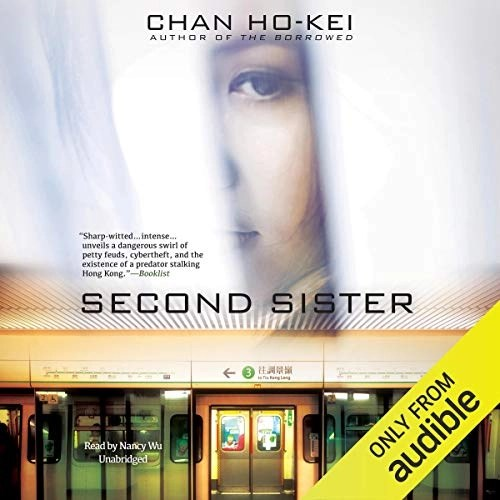 Second Sister by Chan Ho-Kei, Jeremy Tiang - translator