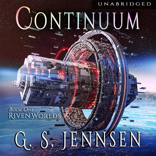 Continuum by G.S. Jennsen
