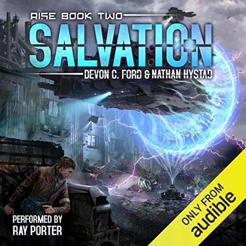 Salvation by Devon C. Ford, Nathan Hystad