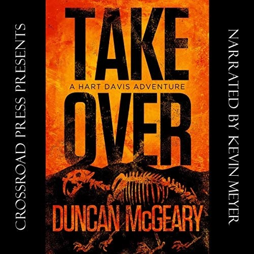 Takeover by Duncan McGeary