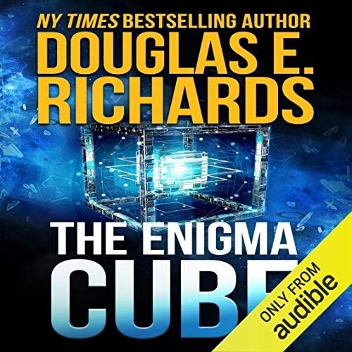 The Enigma Cube by Douglas E. Richards
