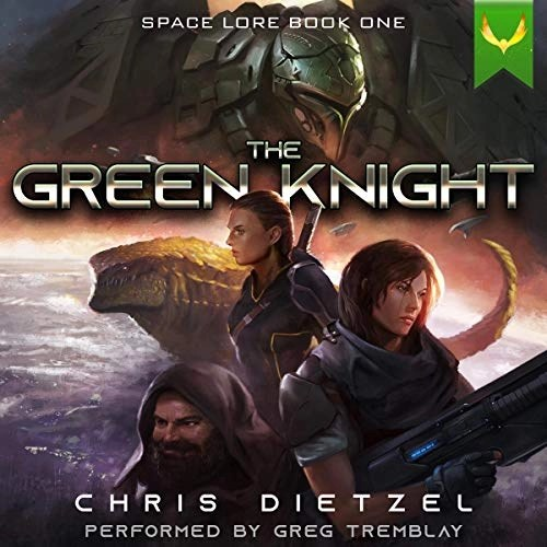 The Green Knight by Chris Dietzel