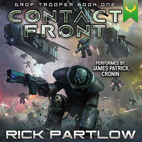 Contact Front by Rick Partlow