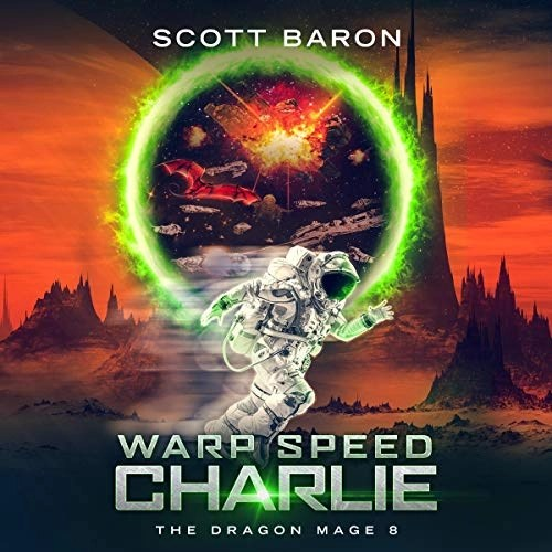 Warp Speed Charlie by Scott Baron