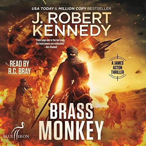 Brass Monkey by J Robert Kennedy