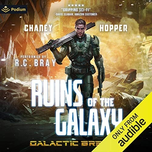 Galactic Breach by J.N. Chaney, Christopher Hopper