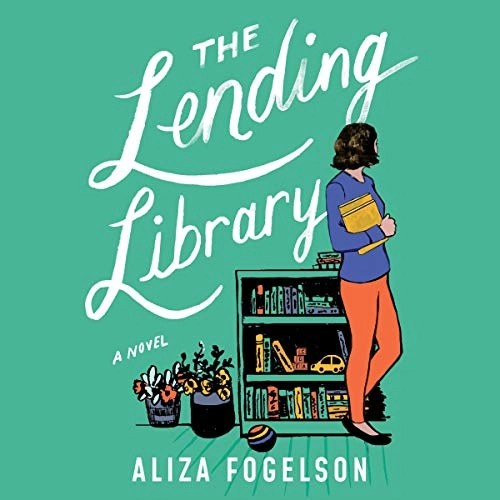 The Lending Library by Aliza Fogelson