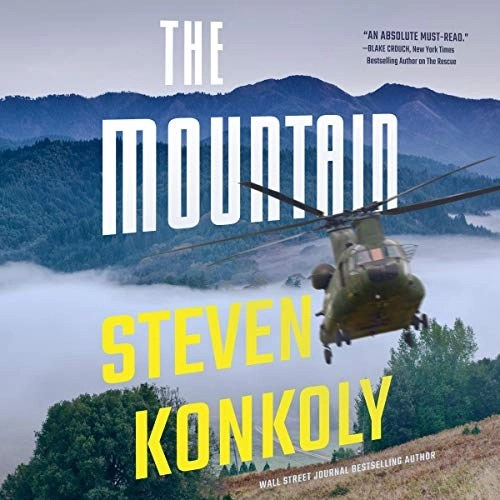 The Mountain (Ryan Decker #3) by Steven Konkoly
