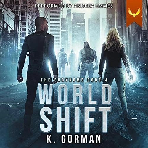World Shift by K. Gorman