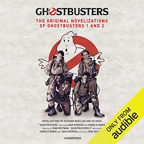 Ghostbusters by Richard Mueller, Ed Naha