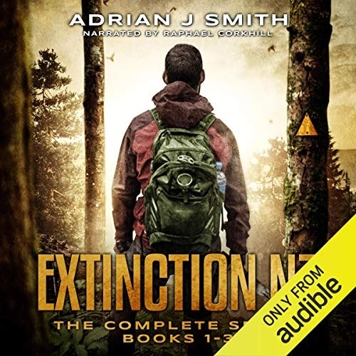 The Extinction New Zealand Series Box Set: The Rule of Three, The Fourth Phase, The Five Pillars by Adrian J. Smith