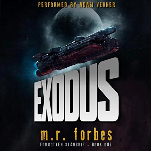 Exodus by M.R. Forbes
