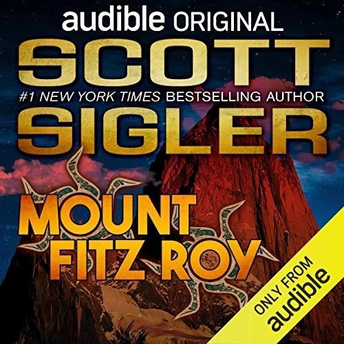 Mount Fitz Roy by Scott Sigler