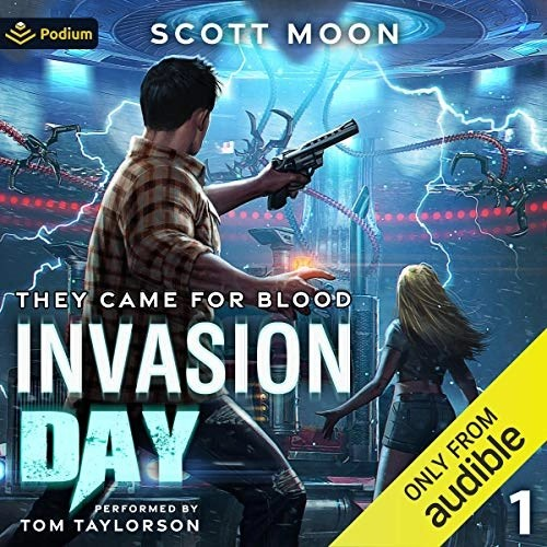 Invasion Day by Scott Moon