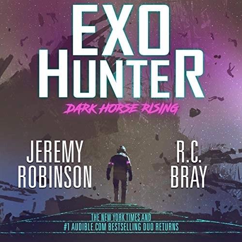 Exo-Hunter by Jeremy Robinson