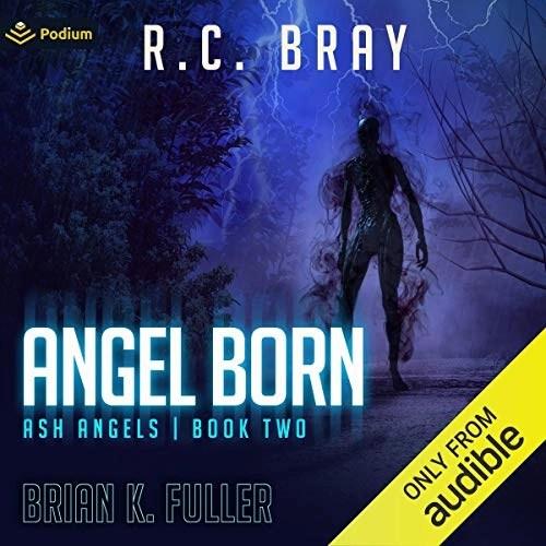 Angel Born by Brian K. Fuller