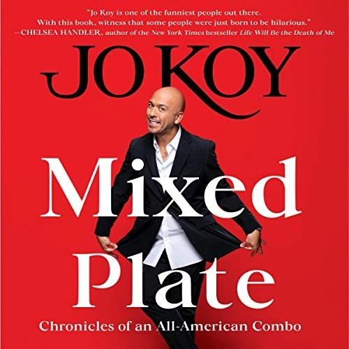 Mixed Plate by Jo Koy