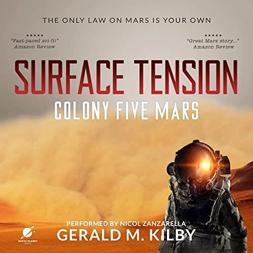 Surface Tension by Gerald M. Kilby