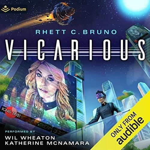 Vicarious by Rhett C. Bruno