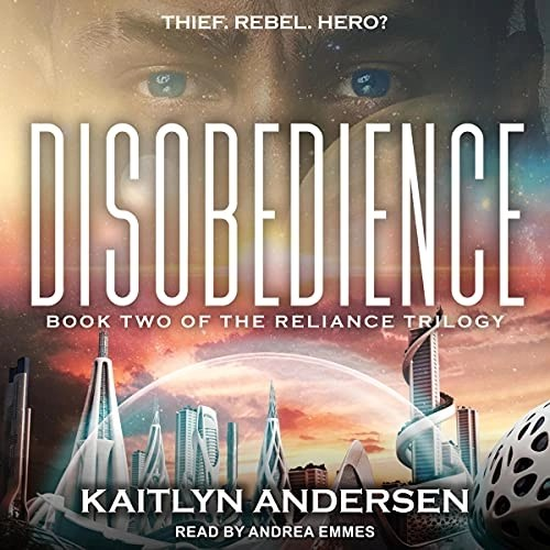 Disobedience by Kaitlyn Andersen