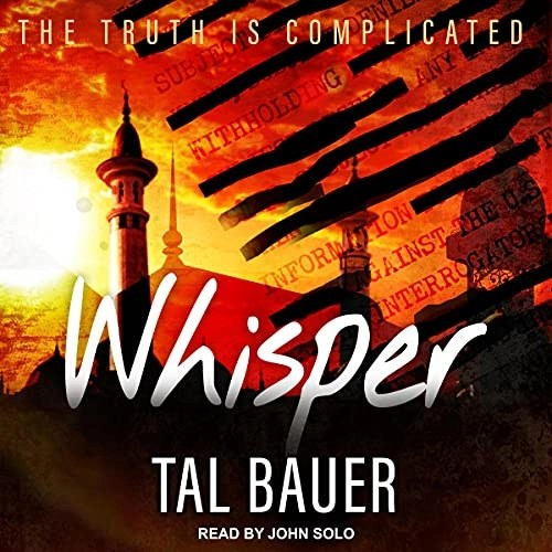 Whisper by Tal Bauer