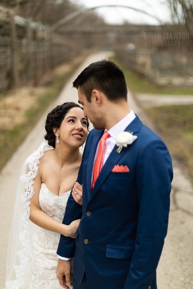 Urban Ecology Center Wedding
