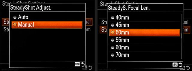 Sony-A7II-SteadyShot-Manual-Settings