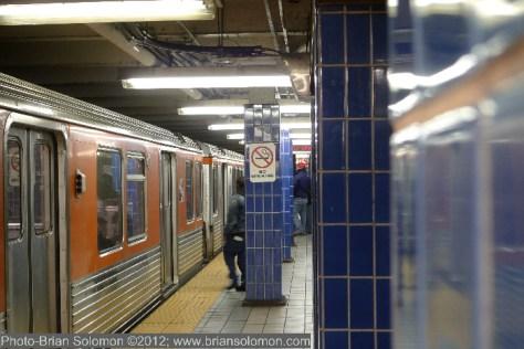 Broad Street Subway Philadelphia