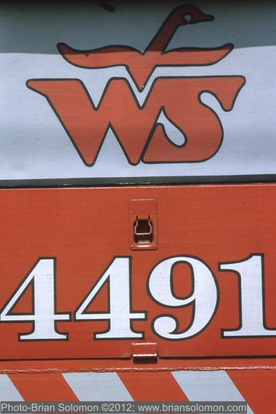 Wisconsin & Southern GP9 study.