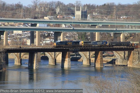Schuylkill River Bridge, Laurel Hill