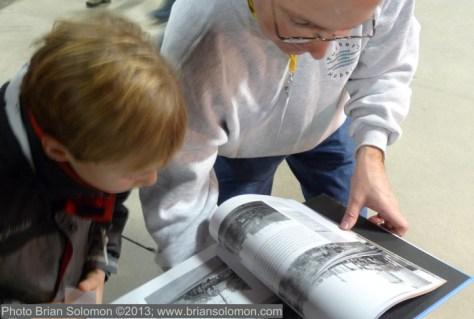 Reviewing Bob Buck's work in North American Locomotives.