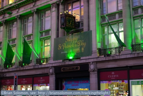 Happy_St_Patricks_Day_Clerys_in_Green_P1610719