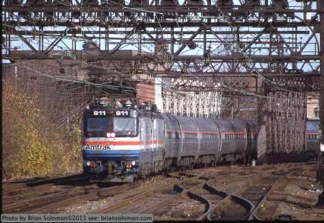 Amtrak 911