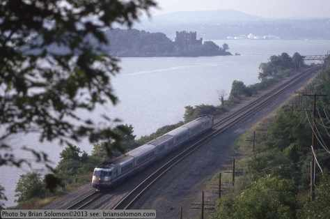 Amtrak turbotrain