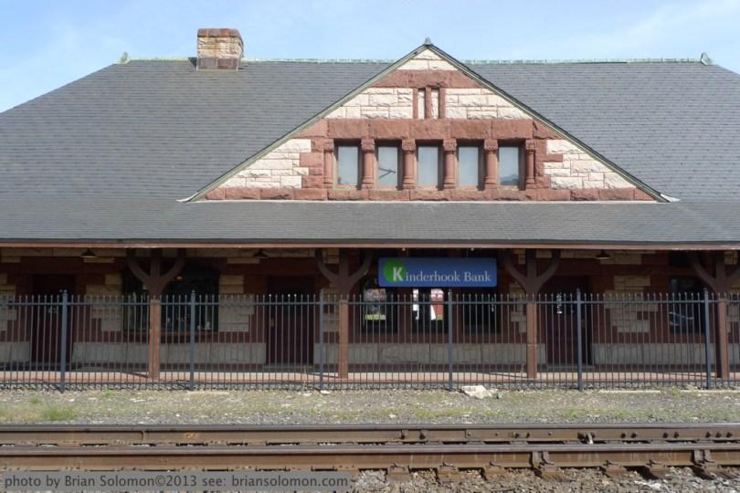 Old B&A railroad station
