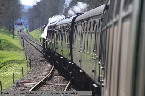 Bluebell Railway.